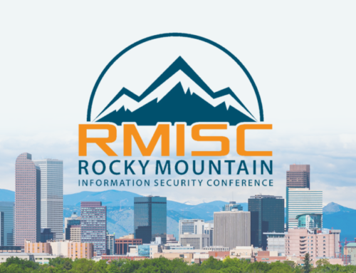 UPCOMING || 8-10 June 2021 ||  RMISC 2021: CMMC is coming…It's not stopping with the DoD… Are you Ready?